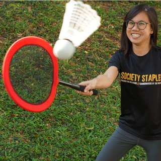 [Rental] Giant Badminton