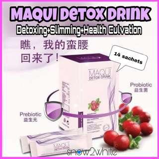 MAQUI Detox Drink (14 Sachets)