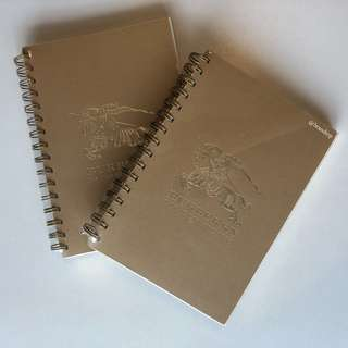 Authentic Burberry Note Book