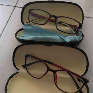 Baru Banget! Kacamata Baca Minus 2