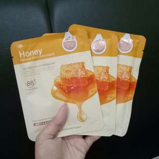 Rorec Honey face mask