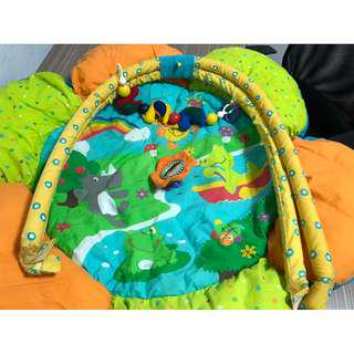 Fisher Price Flower Baby Cushion