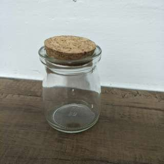 Glass Jar / bottle gift