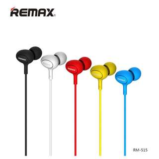 Remax In Ear Headset RM515