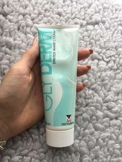 Stretch mark cream new