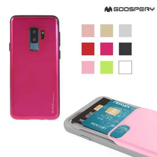 Galaxy S9 SM-G960F GOOSPERY  存八達通銀行卡保護套 手機殼 0679A