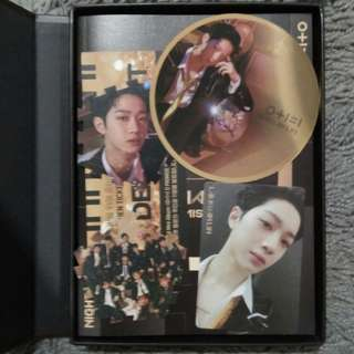 Wanna One Night Ver Lai Kuan Lin FULL SET