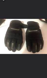 Dainese Solarys Goretex Short Cuff Waterproof Gloves