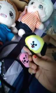 BT21 CHIMMY Headband (ready stock)