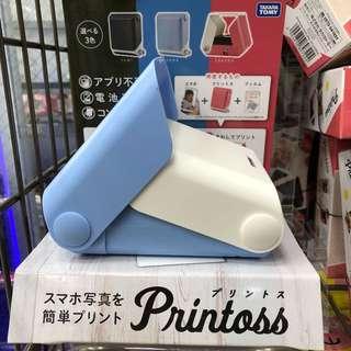 Printoss 曬相機
