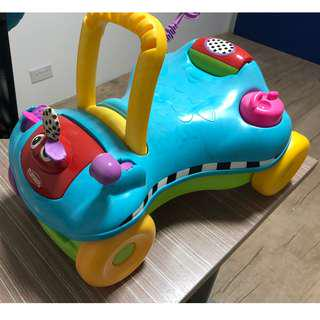 Playskool Baby Car