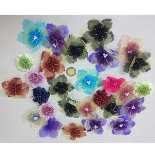 DIY  handmake  Flower-14