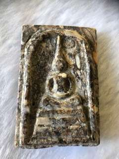Thai Amulet - old relic somdej
