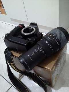 Kamera Nikon mulus