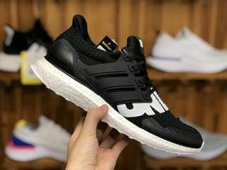 adidas 阿迪達斯4.0聯名款爆米花 男女子跑步鞋