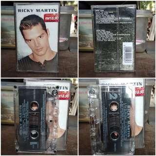 Cassette RICKY MARTIN