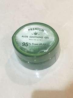 MISSHA premium aloe soothing gel jeju