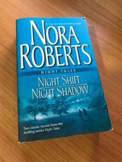 Nora Roberts Night Shift Night Shadow