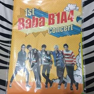 1st Concert週邊File