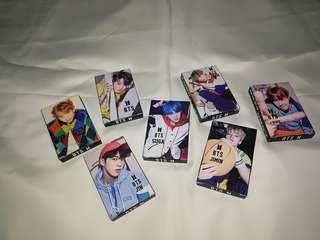 Lomo cards (Per piece)