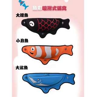限量促銷商品 : 魚形貓吊床 買就送同造型小玩具一個