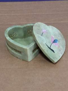 Indian Marble hand crafted Box