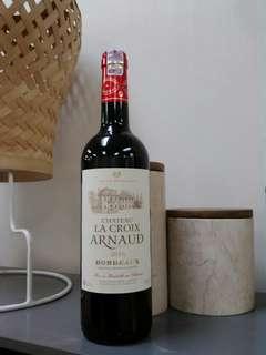 Wine chateau la croix arnaud 2016