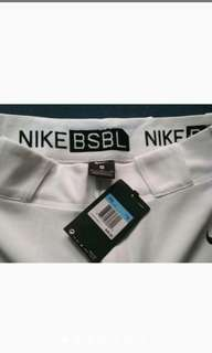 Celana training - nike baseball - ukuran m (100% Original)