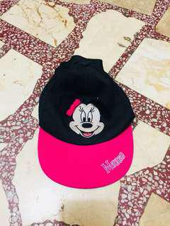 Minnie Mouse Cap