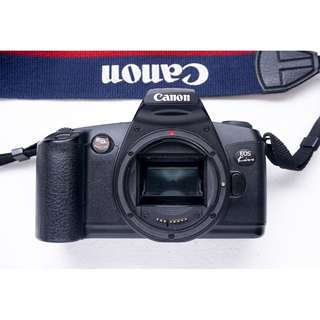 Canon EOS Kiss auto focus film camera