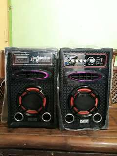 Bluetooth speakers with equalizer