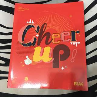 B1A4 Cheer up photo book
