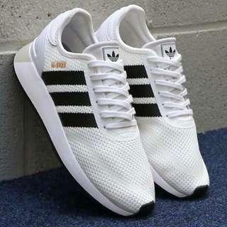 Original Adidas N-5923 White Black
