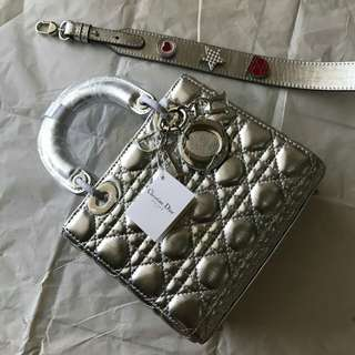 Lady Dior Ready Stock