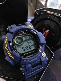 Casio G-shock GWF-D1000NV-2DR Frogman