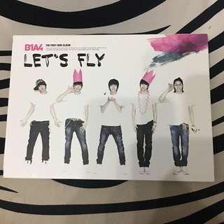 Lets fly 韓版碟