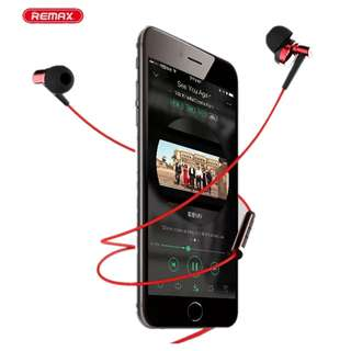 Remax Earphone In- Ear Stereo Headset with MIC