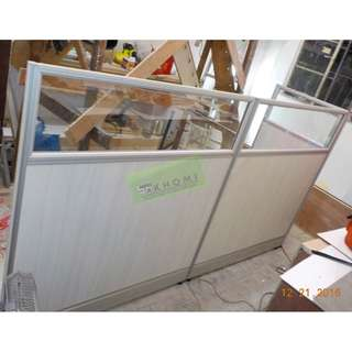 LAMINATED OFFICE PARTITIONS OFFICE DIVIDERS--KHOMI