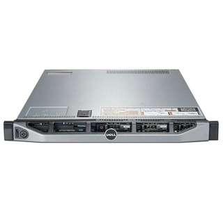 DELL SERVER PE R230 (1U), Intel Xeon E3-1225_8Gb UDIMM_1TB RPM SATA