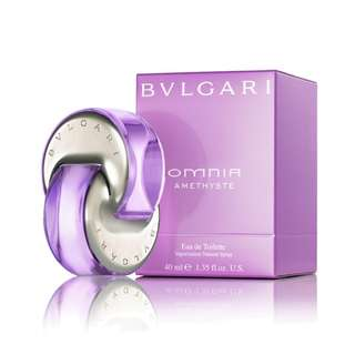 🚚 Bvlgari Omnia Amethyste EDT Spray 40ML