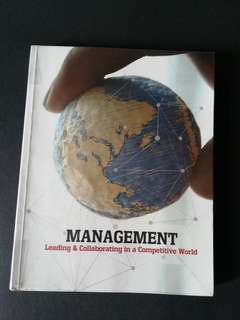 Management by McGraw Hill