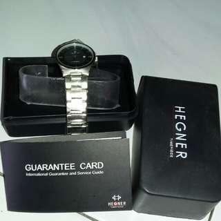 turun harga Hegner Timepiece watch