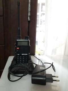 HT / walkie talkie mini by MOLSON