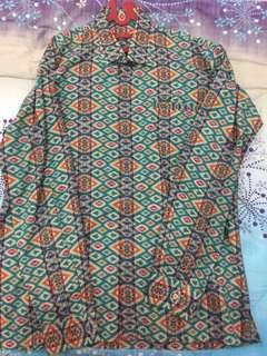 Batik Long Sleeve