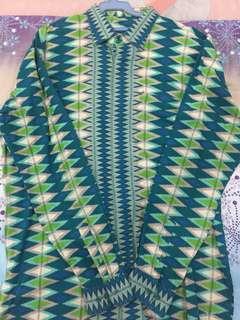 Batik Long Sleeves