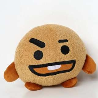 BT21 Shooky plushie doll