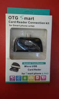 Micro USD Card reader