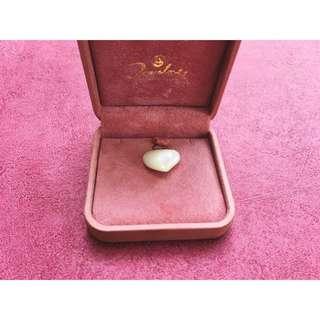 Jewelmer Box and Heart Pendant