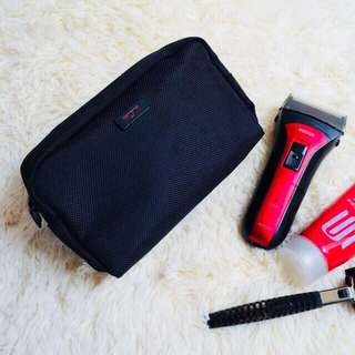 Ready stock: Tumi Toiletry Bag/Travel Pouch Tumi for Delta Airlines