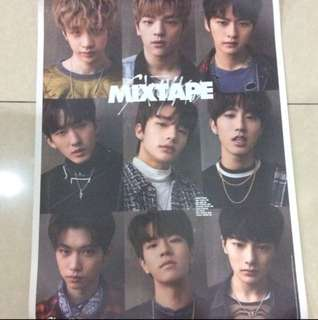 Stray Kids Mixtape Poster